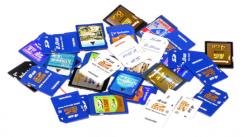 Speicherkarten sind kleine Datenträger mit großem Speicherpotential (Bild: hardware-aktuell.com)