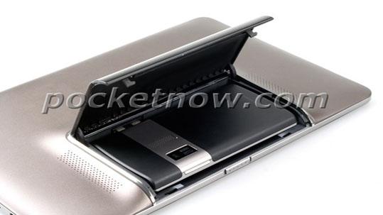 Das Asus PadFone ist eine Mischung aus Tablet und Smartphone und wird heute auf der Computex vorgestellt.
