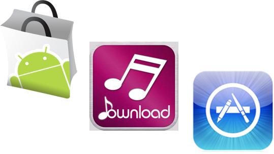 Mit der App FreeMusicDownloader kann der Nutzer kostenlose Musik aus dem Netz ziehen.