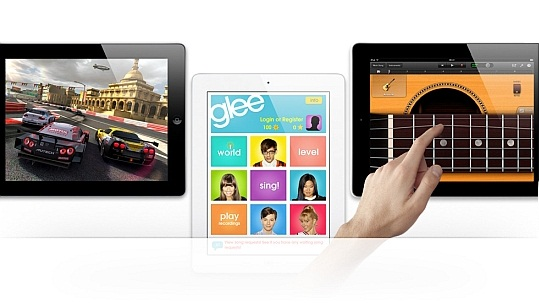 Daddeln auf dem iPad kann Rausschmiss aus dem Flieger bedeuten (Bild: ©Apple)
