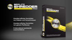 PCSuite Shredder Pro ist eine professionelle Lösung für Datenvernichtung nach internationalen Standards. (Bild: Markement)