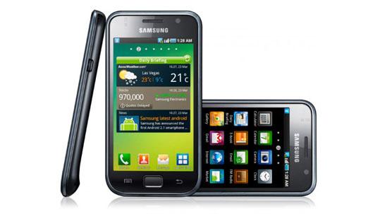 Das Samsung Galaxy S II ist ein Super-Smartphone, welches dem iPhone Konkurrenz machen wird. (Bild: Samsung)