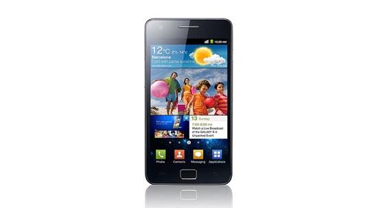 Ein Ohrfeige für Apple: Engadget betitelt das Samsung Galaxy S II als das beste Smartphone - weltweit. (Bild: Samsung)